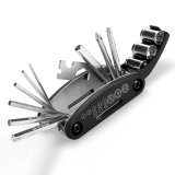 Situs Review 16 In 1 Mountain Bike Bicycle Multifungsi Repair Tool Kit Set Hex Spoke Wrench Obeng