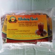 2 Paket Wedang Uwuh Khas Yogyakarta - isi 5 Bungkus
