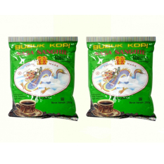 Diskon 2 Pcs Kopi Naga Sanghie Green Label Robusta Sidikalang 250 Gr Bubuk Naga Sanghie North Sumatra