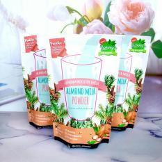 3 box Asi Booster / Susu Almond / Yummy's Almond Milk Powder