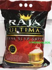 Harga Slyp Super Beras 5 Kg Raja Ultima Kualitas No 1 Beras Super Indonesia