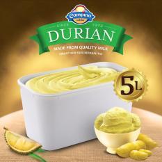 Harga 5 Liter Durian Ice Cream Online