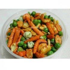 Spesifikasi 500Gram Kacang Mix Kacang Campur 5Macam Beserta Harganya