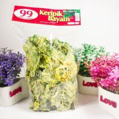 99 - Keripik Bayam - Paket 3 pcs - 150 gr