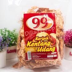 Kripik kentang pedasIDR25000. Rp 25.300