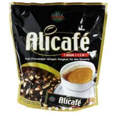 Alicafe Tongkat Ali dan Ginseng 5in1 Malaysia