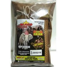 ANJOSIA Kopi Robusta Lampung Cap Gajah Bubuk 100gr - Murah