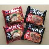 Katalog Arirang Mi Instan 4 Packs Korea Style Mix 2 100 Halal Indonesia Mui Arirang Terbaru