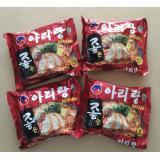Jual Beli Arirang Mi Instan 4 Packs Korea Style Ayam Gurih 100 Halal Indonesia Mui Di Dki Jakarta