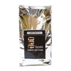 Jual Arum Co Minuman Serbuk Rasa Choco Cookies And Cream 1000 Gram Branded Murah