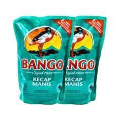 Toko Bango Kecap Manis Refill 600Ml Bundle 2 Bango