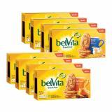 Belvita Biskuit Gandum Susu Dan Sereal 80 Gr 4 Pcs Madu Dan Cokelat 80 Gr 4 Pcs Diskon Indonesia