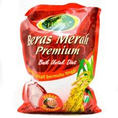 Jual Beras Merah Premium Hotel 2 Kg Branded Original