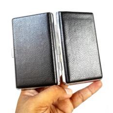 Berkah Jaya - Tempat Kotak Rokok Motif Leather Kulit - Cigarette Case