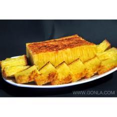 BIKA AMBON ORIGINAL MEDAN ''NIKMAT'' MINI - Khas medan ( Rasa Durian )