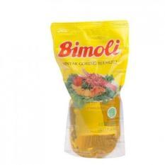 Bimoli Minyak Goreng 1 Liter Pouch Isi 2 PCS