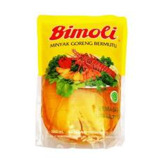 Bimoli Minyak Goreng Pouch [2000 Ml]