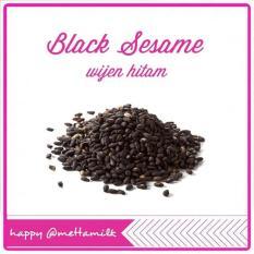Diskon Black Sesame Seeds L Wijen Hitam Mettamilk 1 Kg Akhir Tahun