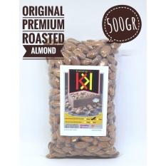 Spesifikasi Blue Diamond Almond Roasted Kacang Almond Panggang Tanpa Cangkang 500 Gr Bagus
