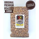 Harga Hemat Blue Diamond Almond Roasted Kacang Panggang Tanpa Cangkang 1000Gr