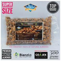 Blue Diamond Kacang Almond Panggang Super 500 gram