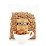 Jual Blue Diamond Natural Whole Raw Almond 250 Gr