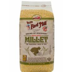Beli Bob Red Mill Hulled Millet 28Oz 793G Brm Bob S Red Mill Asli