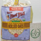 Diskon Besarbobs Red Mill Organic Gluten Free Rolled Oat 907G