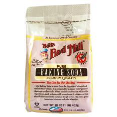 Bob's Red Mill Pure Baking Soda Gluten Free 453g