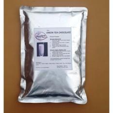 BONICO GREENTEA CHOCOLATE Powder 1KG Bubuk Minuman Coklat Teh Hijau Drink Flavor Powder GREEN TEA Ive blend Milk Shake