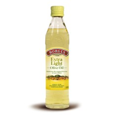 Toko Borges Extra Light Olive Oil 500 Ml Online Terpercaya