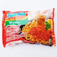 BORONG DONK - Indomie Mi Goreng Rasa Sambal Rica-Rica 6 Bungkus