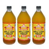 Harga Bragg Apple Cider Vinegar 946 Ml Pack Of 3 Lengkap