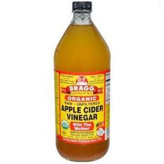 Bragg Apple Cider Vinegar - Cuka Apel -  Memperbaiki Pencernaan - 956 mL