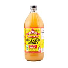 Harga Bragg Organic Apple Cider Vinegar With The Mother Unfiltered 473Ml Asli Bragg