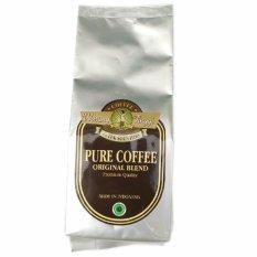 Bubuk Halus Kopi Arabika Super Warung Tinggi Premium Coffee Beans 500 gram