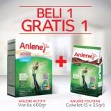 Jual Buy 1 Get 1 Anlene Actifit Vanila 600Gr Anlene Polybag Cokelat Anlene Di Indonesia