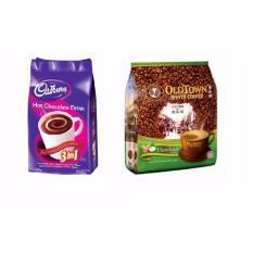 Toko Cadbury Hot Chocolate 3In1 Old Town White Coffee Hazelnut Termurah Di Jawa Timur