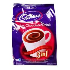 Diskon Cadbury Hot Chocolate Drink Branded
