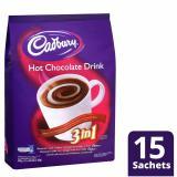 Jual Cadbury Hot Coklat Drink Isi 15 Sachet 30G Masing Masing Total 450G Antik
