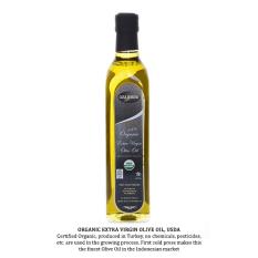 Jual Casa Di Oliva Organic Extra Virgin Olive Oil 500 Ml Jawa Barat