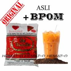 Diskon Chatramue Original Bpom Thai Tea 400 Gr Number One Brand Chatramue
