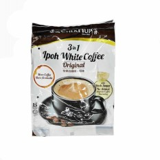 Chek Hup 3 in 1 Ipoh White Coffee Original 15x40 gr
