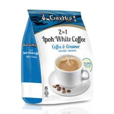 Chek Hup Ipoh White Coffee 2 In 1 No Added Sugar 15Sachet
