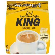 Chek Hup Ipoh White Coffee King - 15 Sachet