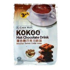 Jual Chek Hup Kokoo Hot Chocolate Drink 40G X 15S Antik