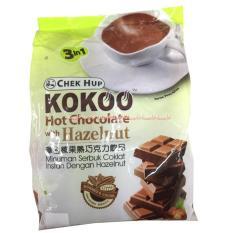 Chek Hup Kokoo with Hazelnut