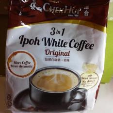 Chekhup 3In1 Ipoh White Coffee Original