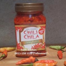 Chili Chila Sambal Jambal Roti