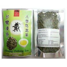 Promo Chinese Tea Taiwan Ginseng Oolong Teh Hijau Akhir Tahun